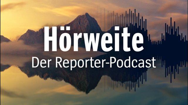 Logo des Hörweite-Podcast © SPIEGEL ONLINE